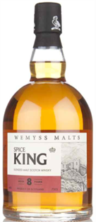 Wemyss Malts Scotch Spice King 8 Year 750ml